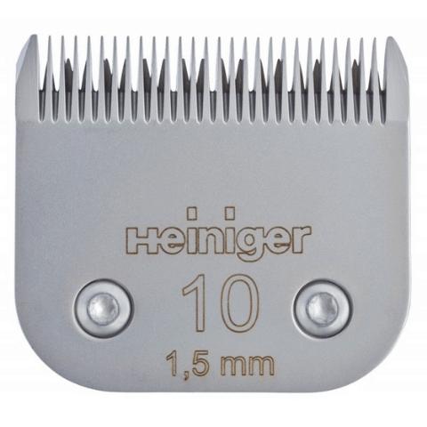 tete de coupe saphir 10-1-5-mm heiniger