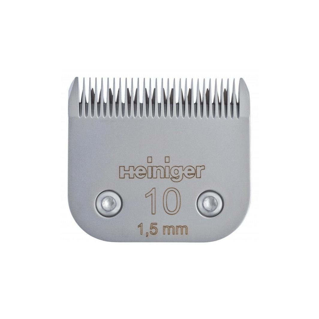 tête de coupe modèle saphir 10-1-5-mm heiniger