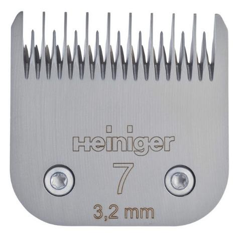 tete de coupe saphir 7-3-2-mm heiniger